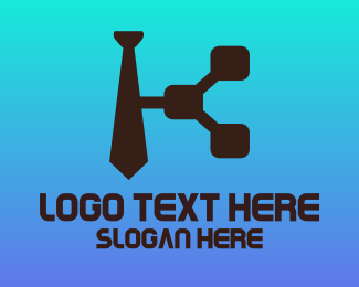 Job - Tech Job logo design