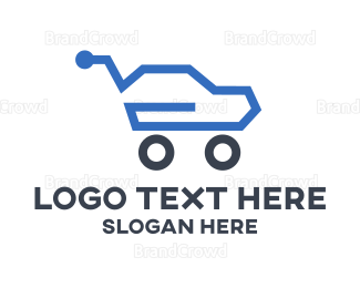Car Hire - Auto Sales logo design