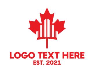 Ottawa - Canadian City logo design
