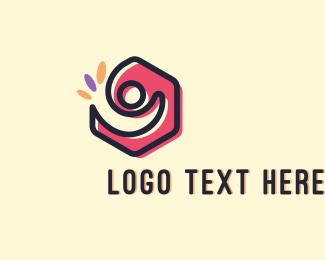 Human - Human Resources logo design