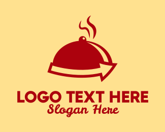 Biryani - Food Tray logo design