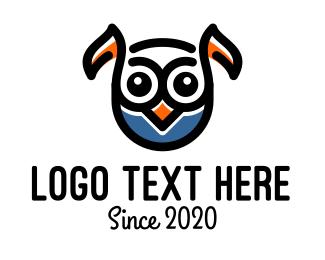 Preschool - Note Owl Preschool logo design