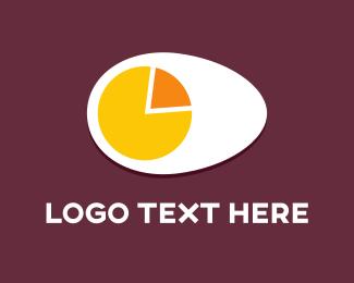 Chart - Egg Chart logo design