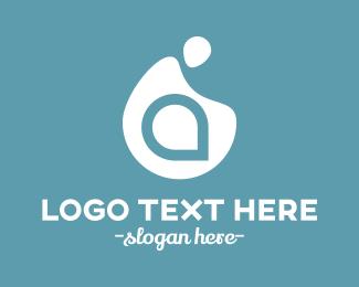 Pregnancy - Water Birth logo design