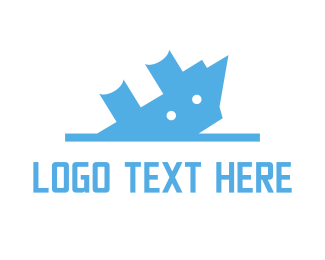 Ship - Sinking Ship logo design