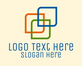 Square - Tech Squares logo design