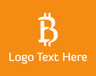 Free - The Bitcoin logo logo design