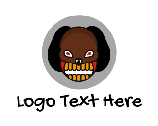 Hungry - Rabid Dog logo design