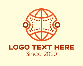 Sales - Global Ticket Coupon logo design
