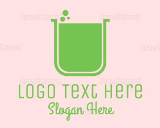 Innovation - Lab Jar logo design