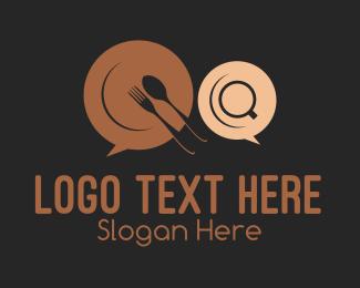 Dinner Chat Logo