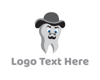 Tooth - Mister Tooth logo design