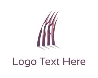Purple Construction Logo