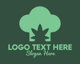 Cannabis - Cannabis Chef logo design