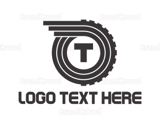 Automotive - Automotive Letter T logo design