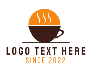 Coffee - Morning Coffee logo design
