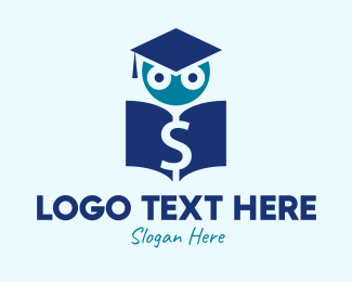 Bird - College Student Loan Scholarship logo design