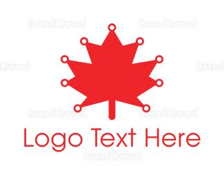 Canadian - Canadian Technology logo design