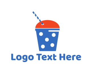 Yogurt - Smoothie  logo design