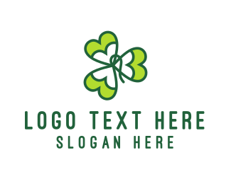 Celtic - Irish Shamrock logo design