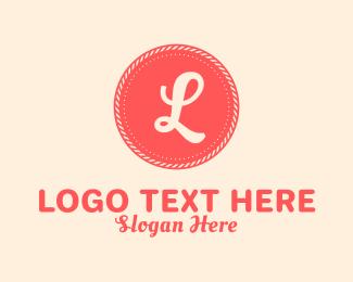 Sweet - Sweet Red Lettermark logo design