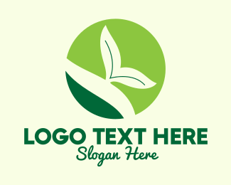 Sprout - Organic Sprout Farm logo design