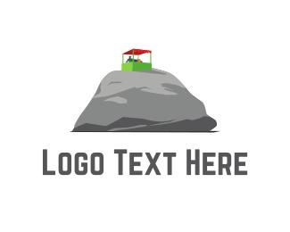Stone - Top Shop logo design