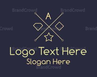 Fashion - Modern Fashion Brand logo design