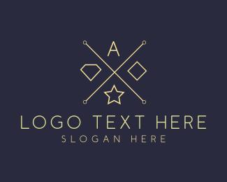 Symbols - Modern Hip Brand logo design