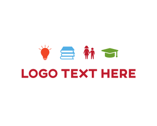Knowledge - Education & School logo design