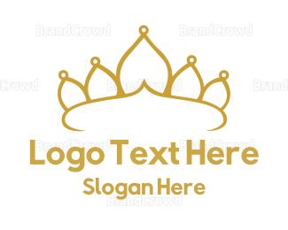 Fortune - Duchess Tiara logo design
