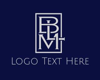 Letter L - BLM logo design