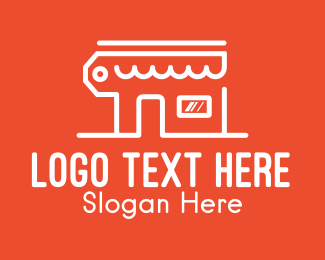 Convenience Store - Shopping Retail Store logo design