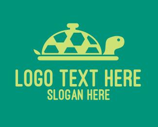 Eating - Turtle Dine In logo design