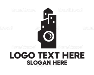 Architect - Architecture Photographer logo design