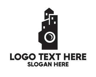 Architect - Architecture Photographer logo design