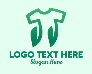 Cotton - Custom Organic Shirt logo design