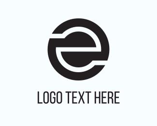 Industry - Tech Letter E logo design