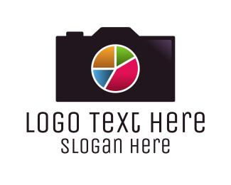 Financial - Financial Camera logo design