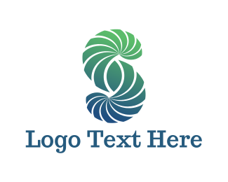 Scotland - Letter S logo design