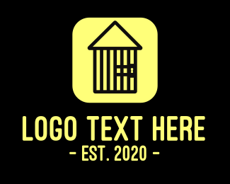 Secret - Prison House logo design
