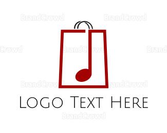 Store - Music Store  logo design