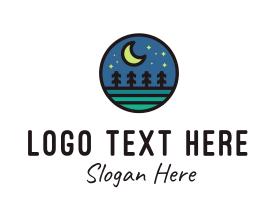 Night - Stary Night logo design