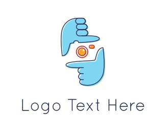 Snap - Hand Snap logo design