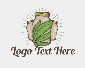 Vape - Weed Dispensary logo design