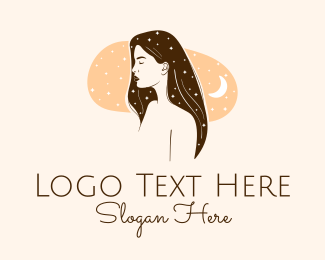 Stylist - Aesthetic Beauty Stylist logo design