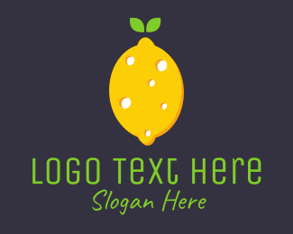Lemon - Lemon Tree logo design