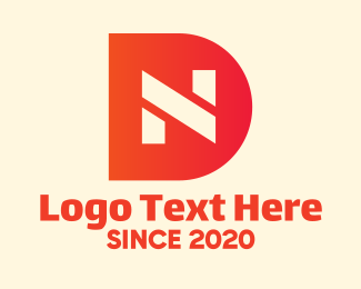 Dn - Property Letter D logo design