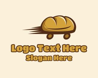 Cookbook - Fresh Bread Delivery  logo design