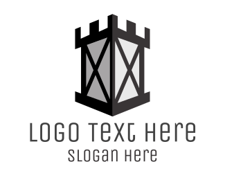 Tower - Castle Tower logo design